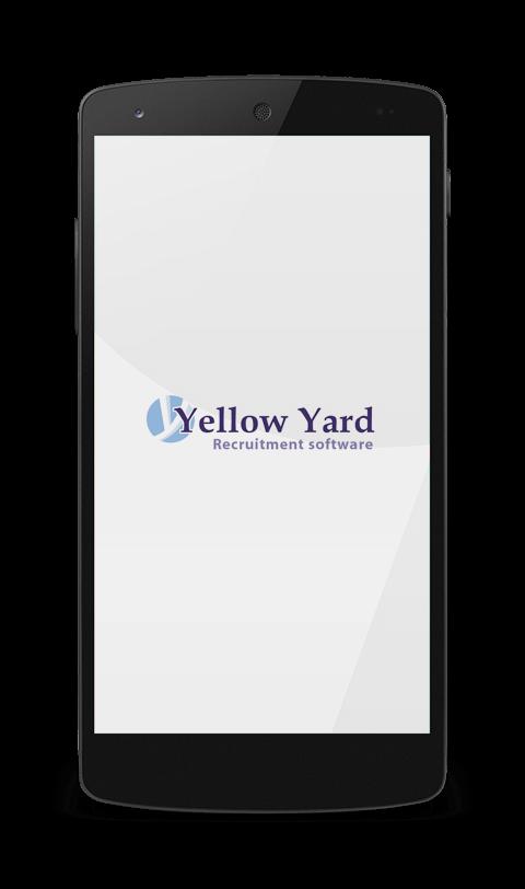 Yellow Yard Recruitment Software