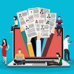 Online aanwezigheid recruitment