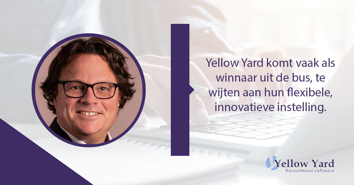 Klantcase Recruitment Moves - Yellow Yard Recruitment Software