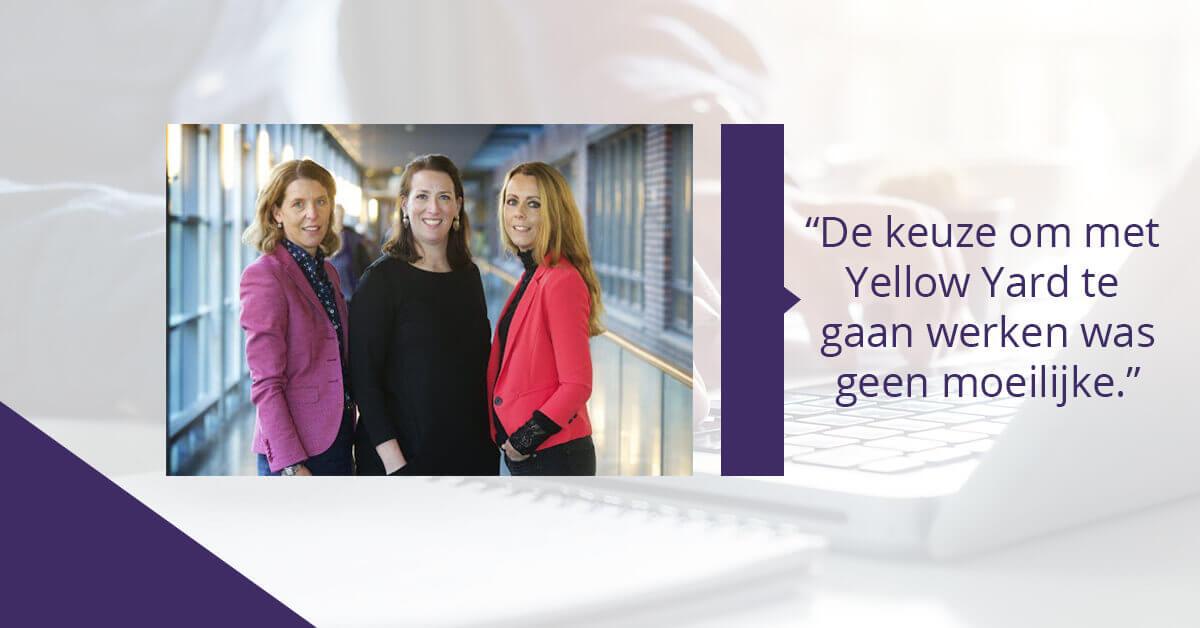Spaarne Gasthuis en Yellow Yard: omdat recruitment binnen de zorg, zorg verdient! - 2