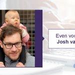 Josh van Bragt – onze nieuwe Client support specialist